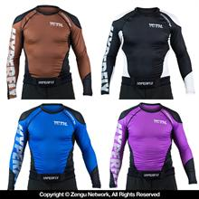 Do or Die ProComp Supreme Ranked BJJ Rashguards